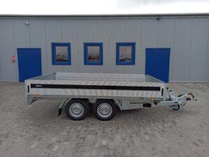Przyczepa skrzyniowa ciężarowa Brenderup 5325ATB