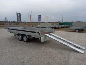 Przyczepa ciężarowa Brenderup 5420WATB